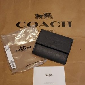 Coach Coin Case, NWT